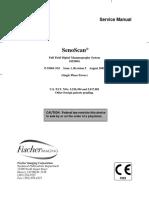 Fisher Senoscan's Service Manual (1)
