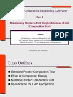 Class 4-Soil Compaction