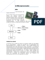 3.- Estructura CPU