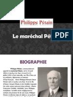 Marechal Petain