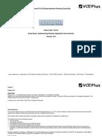 Microsoft.examcollectionPremium.70 416.v2015!10!15.by.rabz.90q