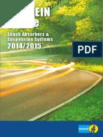 Bilstein Katalog 2014 2015 GB Low