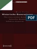 Historische Generationen