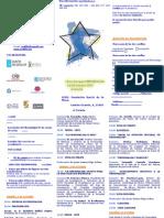 Tríptico I FORO EUROPEO DE FIBROMIALGIA
