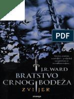 20_Bratstvo Crnog Bodeza_Zvijer - J.R. Ward