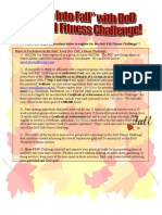 Instructions to Register for Fitness Challenge