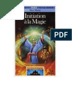 Tome 2 Initiation a La Magie Sans Scenario