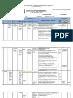 Programacion Didactica Especial I-S2018