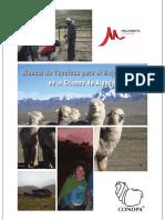 Manual de Technicas Para El Mejoramiento en La Crianza de Alpacas