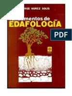 Libro Fundamentos de Edafología(En Edición)