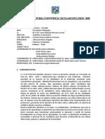 Plan de Tutoria  I.E.  N° 1156   Jose Sebastian Barranca Lovera 2018  Ccesa007