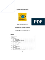 Nessus Users Manual