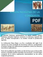 Vision Indigena de La Conquista