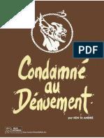 Tunnels Et Trolls - Scénario - Condamné Au Dénuement