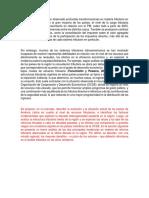 Ensayo  Estructuras Fiscales