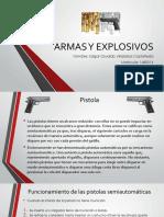 Armas y Explosivos
