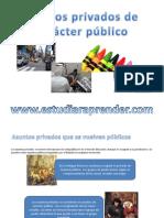 asuntosprivadosdecarcterpblico-130102141714-phpapp01