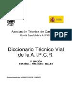 PROVIAS Diccionario Técnico Vial.pdf