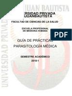 Parasitologia 2018
