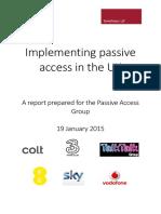 Passive Access
