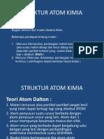 Copy of Struktur Atom Kimia Baru
