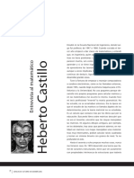 Entrevista Al Matemático Heberto Castillo