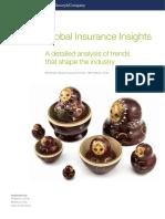 Global Insurance Insights Full White Paper