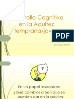 Cl 6 Adultez Joven - Desarrollo Cognitivo