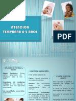 Estimulación Temprana 0-2 Años