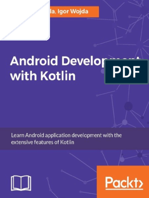 Android Development With Kotlin | Class (Computer Programming
