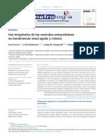 2 - Uso Terapéutico de Las Vesículas Extracelularesen Insuficiencia Renal