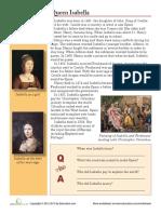 Queen Isabella Worksheet Copy