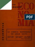 La ciencia económica en Adam Smith - Mario Zañartu (editor)