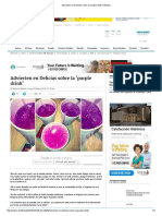 Advierten en Delicias Sobre La 'Purple Drink' _ Estado