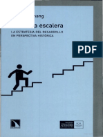 Retirar la escalera. La estrategia del desarrollo en perspectiva histórica - Ha-Joon Chang