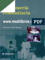 Enfermeria Comunitaria FRIAS Medilibros.com