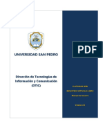 M-DTIC-0025 - Manual de Usuario Platinium Web Biblioteca Virtual E-Libro