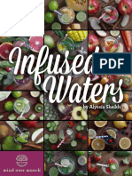 InfusedWater eBook