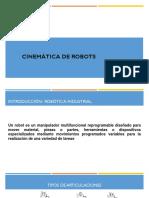 Cinemática de Robots