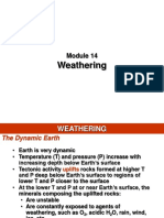 Modul 14 - Weathering