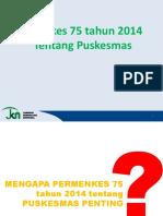 Materi Akreditasi & Pmk 75