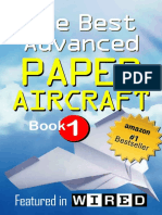 The Best Advanced Paper Aircraf - Carmel D. Morris