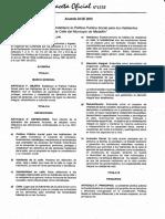 Acuerdo 0024 de 2015