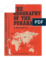 Geography of Puranas