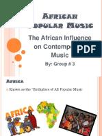African Popular Music