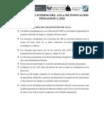 Reglamento Interno Aip 2018