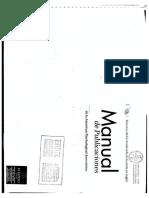 Manual de APA Style