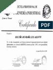 Certificado CI