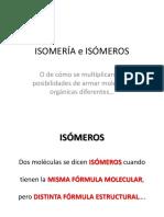 Tema de Isomería