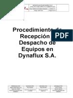 Procedimiento d almacen.doc